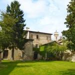 Palazzo Donati rear