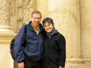 Walter and Sharon love to share their passion for Italian culture.