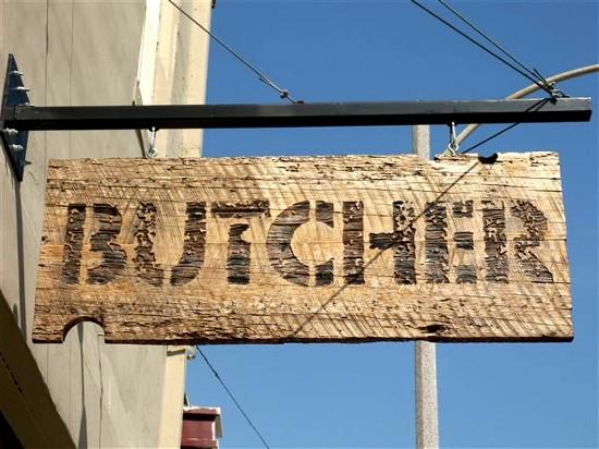 butchersign