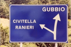Patrizia Cicitella Road Sign