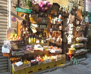 "Just off the luxury goods trail in Florence, Sandra's little shop beckons with hidden ""treasures."""