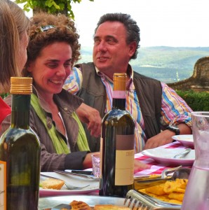 The pleasures of the table are an essential element of your Tuscan adventure.