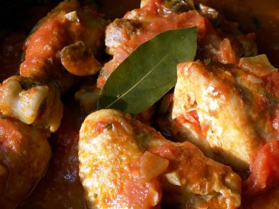 The search for a sensational pollo alla cacciatora is over.