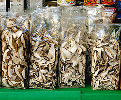 Dried porcini are easy to reconstitute and add intense mushroom flavor to many dishes.
